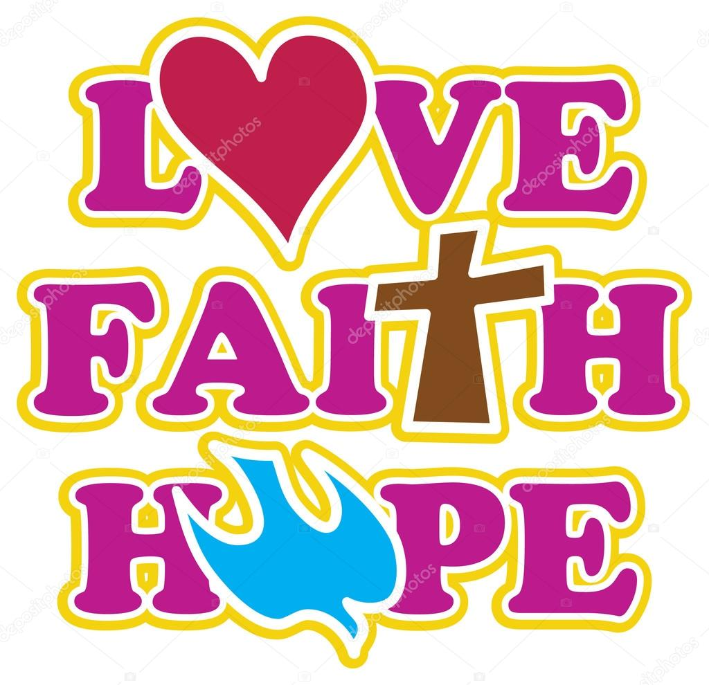 Peace clipart faith Hand — scotferdon Love drawn