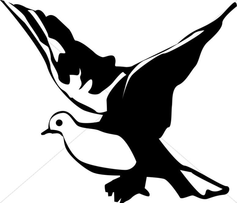 Mourning Dove clipart faith White Sharefaith Image Graphic Dove