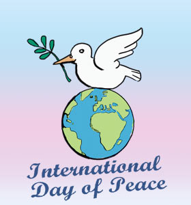 Peace Dove clipart mouth #3