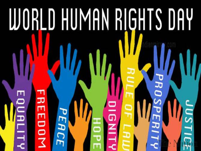 Peace clipart human rights day Rights Celebrations Rights Day and