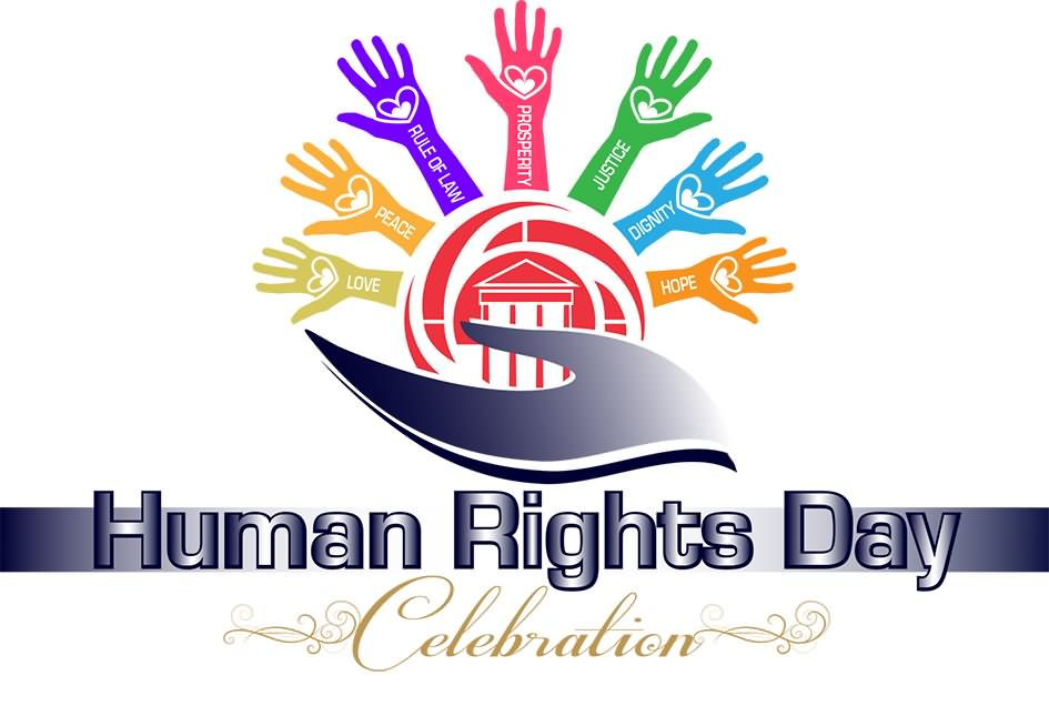Peace clipart human rights day Human Clipart Rights Day Girl