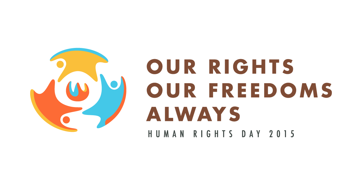 Peace clipart human rights day Day Human Commissioner Message International