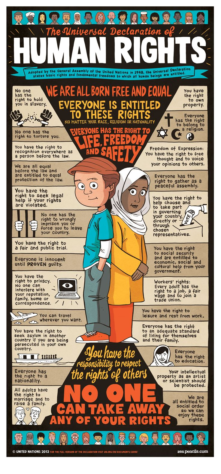 Peace clipart human rights day Rights Pinterest of Human Best