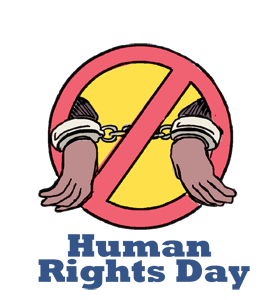 Peace clipart human rights day Calendar when Rights Day Human