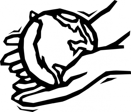 Peace clipart hand signal Gentle Hands on Art Art