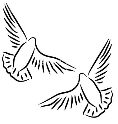 Peace clipart kabootar Angel Fredsdue Markus 2006 Patience