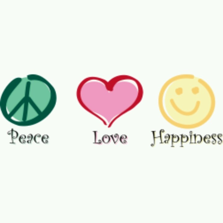 Peace clipart love and happiness Peace about on Peace best
