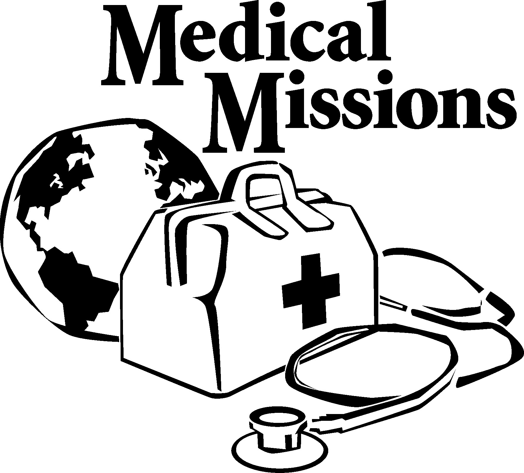 Hospital clipart medical mission  Mission in mountains the