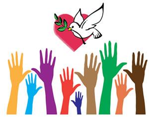 Peace clipart non violence For Remembrance – Peace Prayers