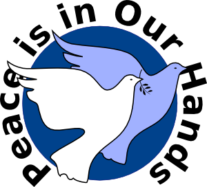 Peace clipart non violence Our America reactions been time