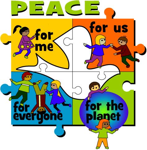 Peace clipart unity Day of of ENGLISH: A
