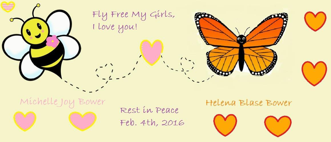 Peace clipart obituary In Butterfly Bumblebee! Pennsylvania Michelle