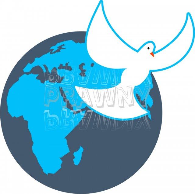 Peace clipart one Resultado para World Peace One