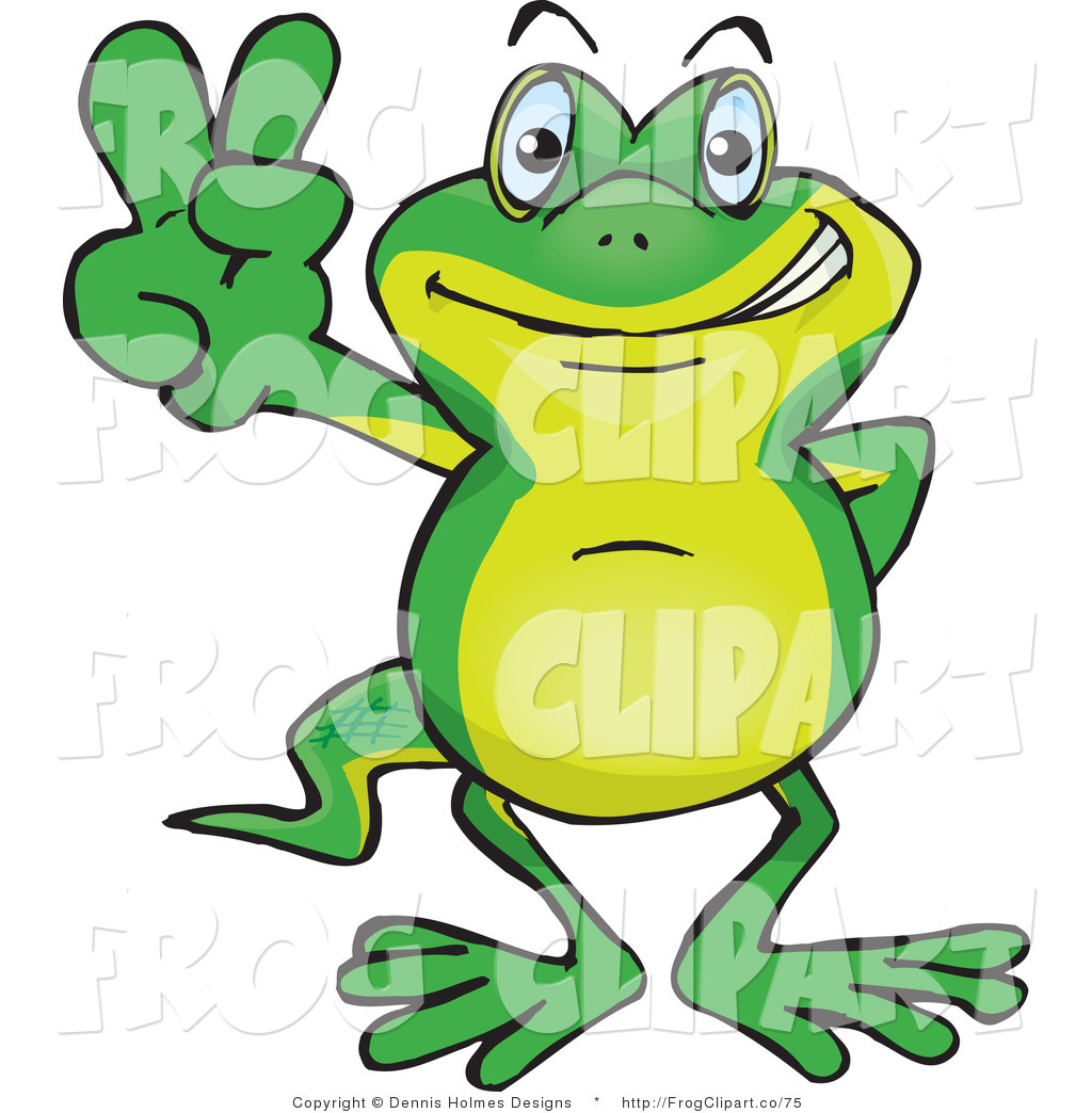 Peace clipart peaceful Gecko Right Peace with Stock