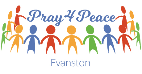 Peace clipart prayer group Pray 4  Peace Evanston