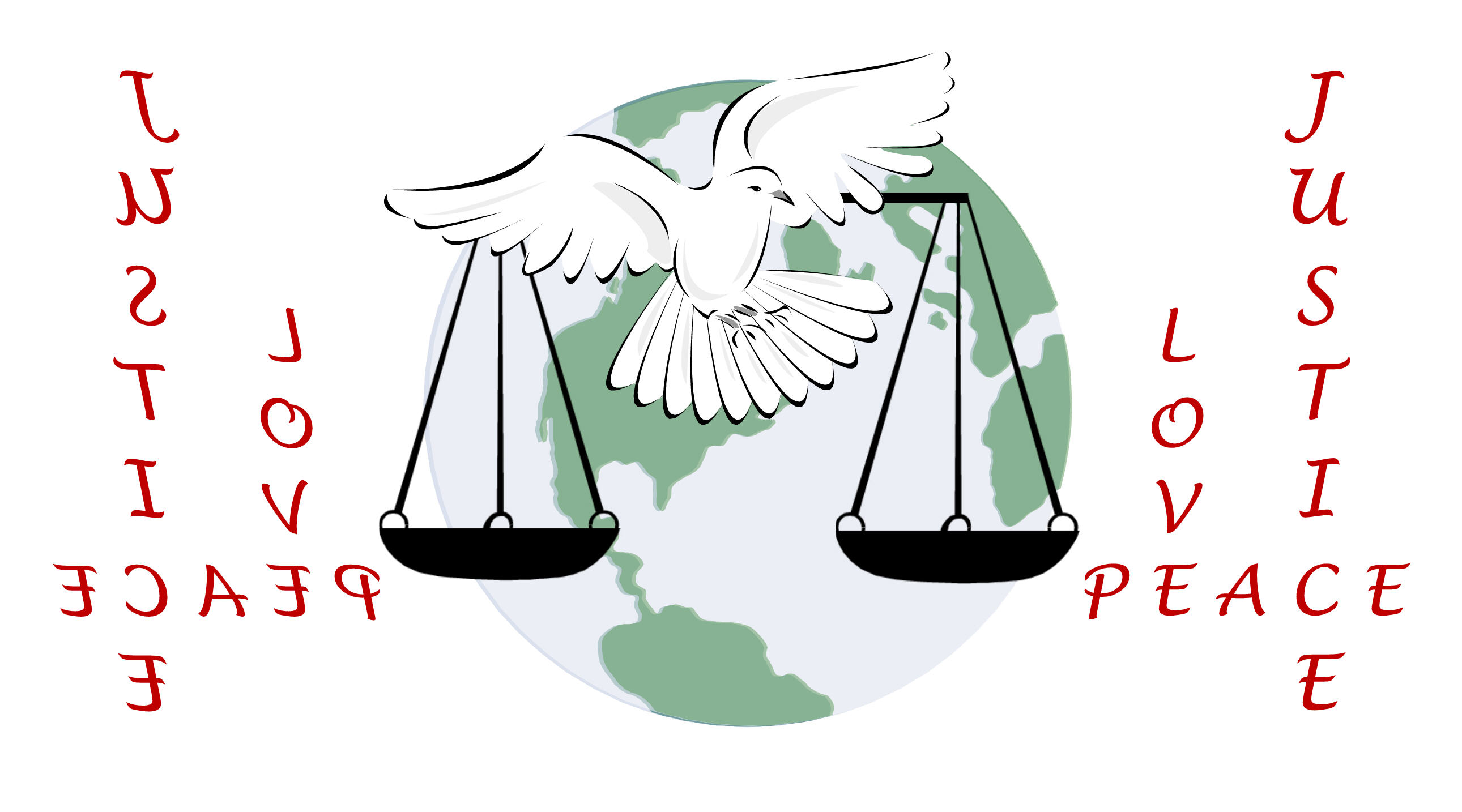 Peace clipart hand signal Justice of in Order