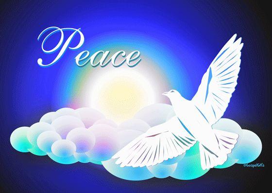 Peace Dove clipart memory #8