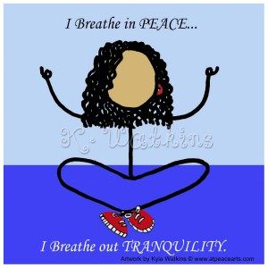 Peace clipart tranquility In Archives Peacefirmations Breathe Peace