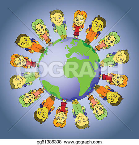 Peace clipart unity Kids Global symbolizing Art Clipart