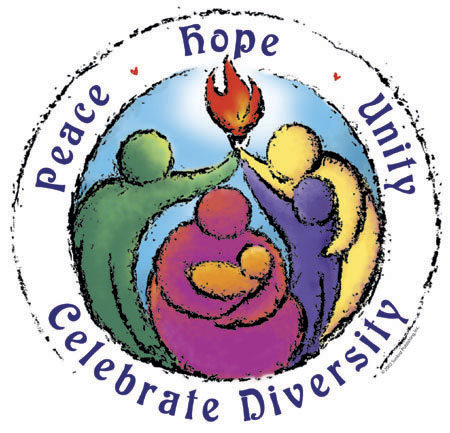 Peace clipart unity Hope expresses accepting symbol Peace