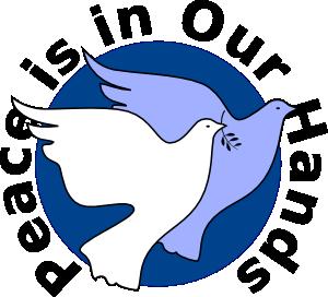 Peace clipart vector Peace Peace online royalty Clip