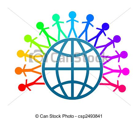 Peace clipart world peace World world  Colorfull world