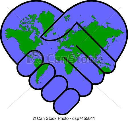 Peace clipart world peace World Info Clipart Panda Free