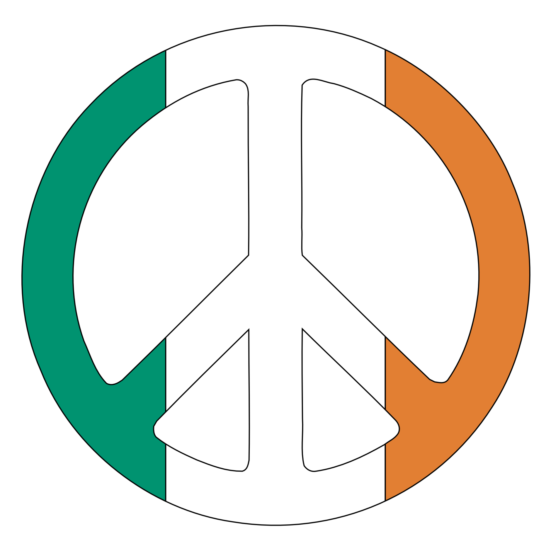 Peace clipart world peace 3 peace Clipartix peace clipart