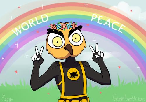 Peace clipart world tumblr Sign holding the Tumblr