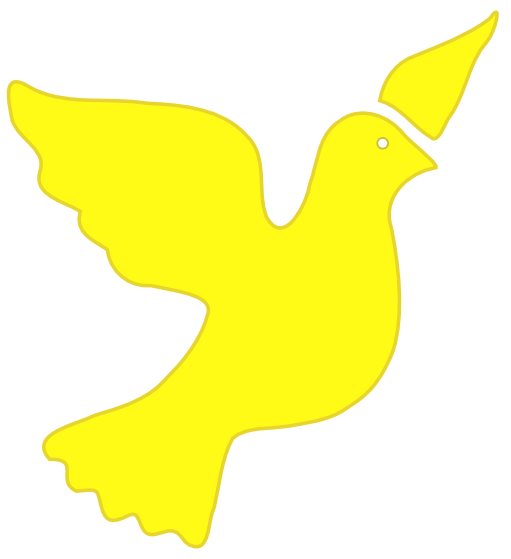 Peace clipart yellow Png yellow dove /peace_dove/peace_dove_yellow yellow