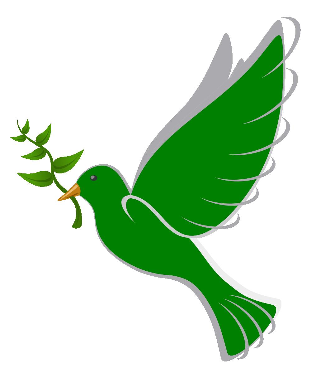 Peace Dove clipart #7