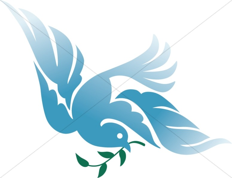 Stained Glass clipart dove peace Image Graphic Dove Peace Clipart