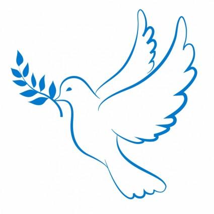 Peace Dove clipart #15
