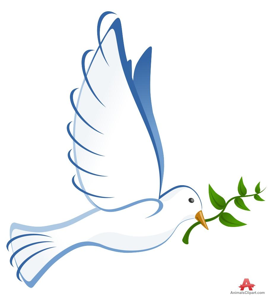Peace clipart pigeon peace Peace Branch Design Peace Clipart
