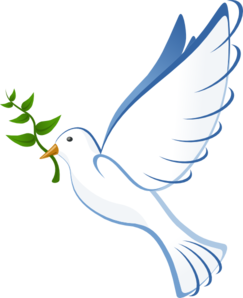 Peace clipart faith Clip clip vector Art