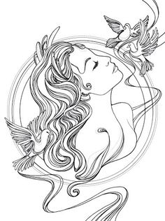 Peace Dove clipart aphrodite Symbol Pinterest Another Discover ink