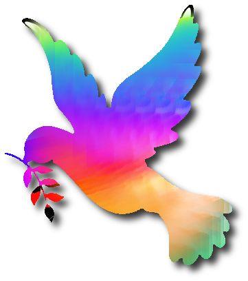 Peace Dove clipart hope #7