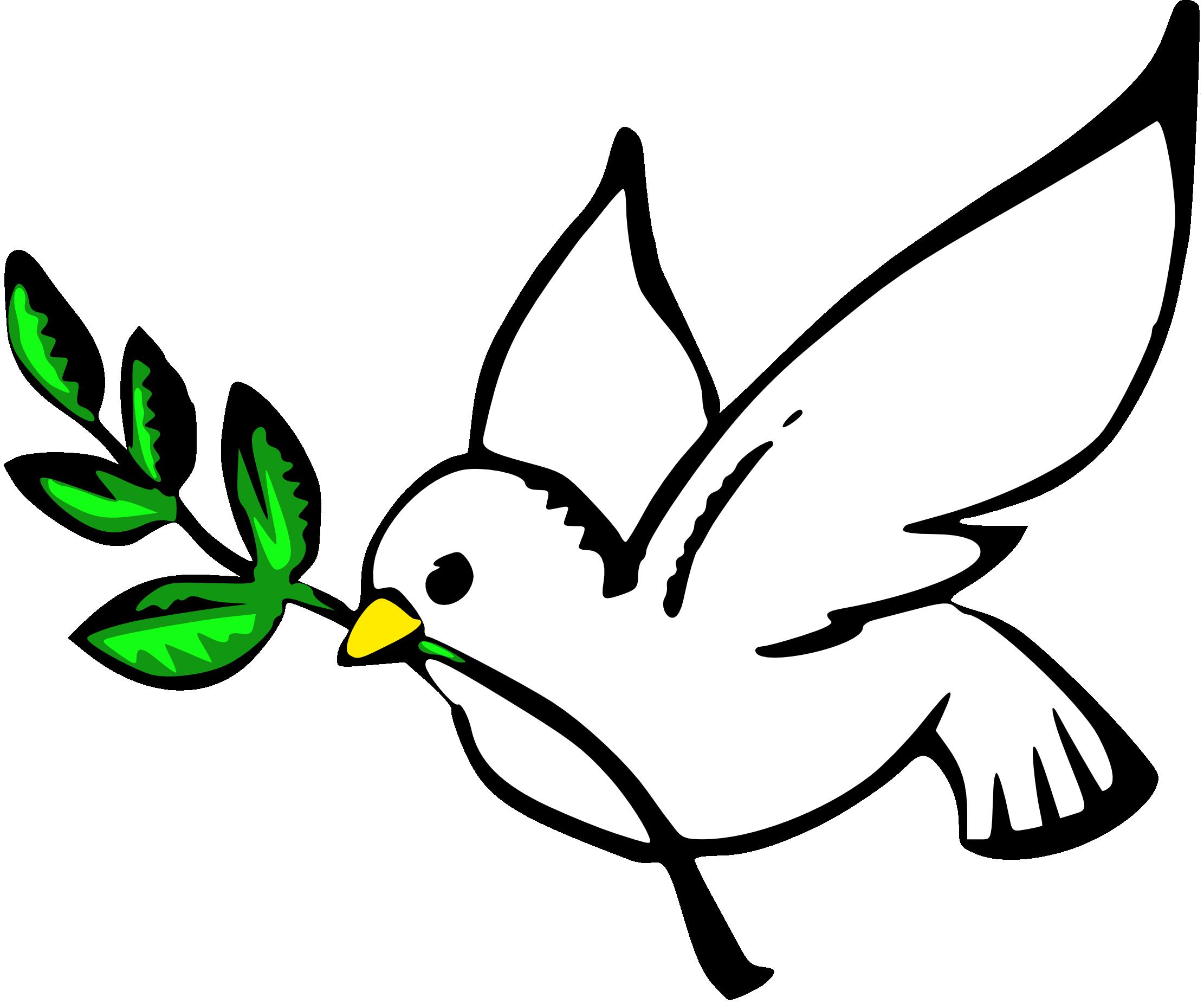 Peace Dove clipart hope #4