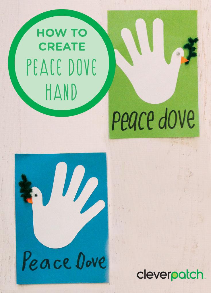 Peace Dove clipart memory #14