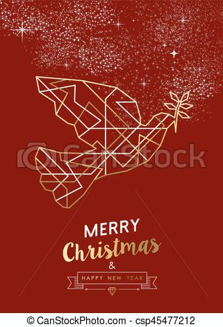 Peace Dove clipart merry christmas #8