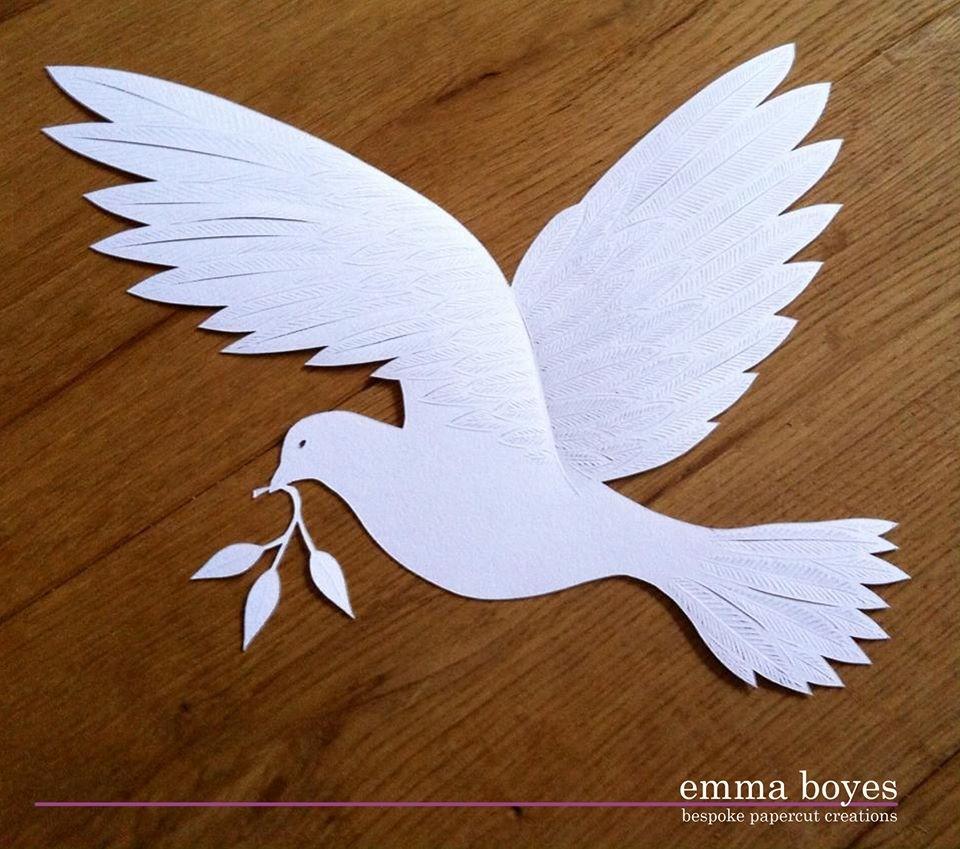 Peace Search commission papercuts) Emma