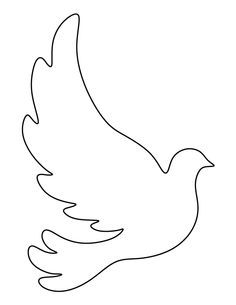 Peace Dove clipart printable Dove Use creating crafts scrapbooking