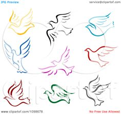 Peace Dove clipart ring clip art Images Panda And Peace Art