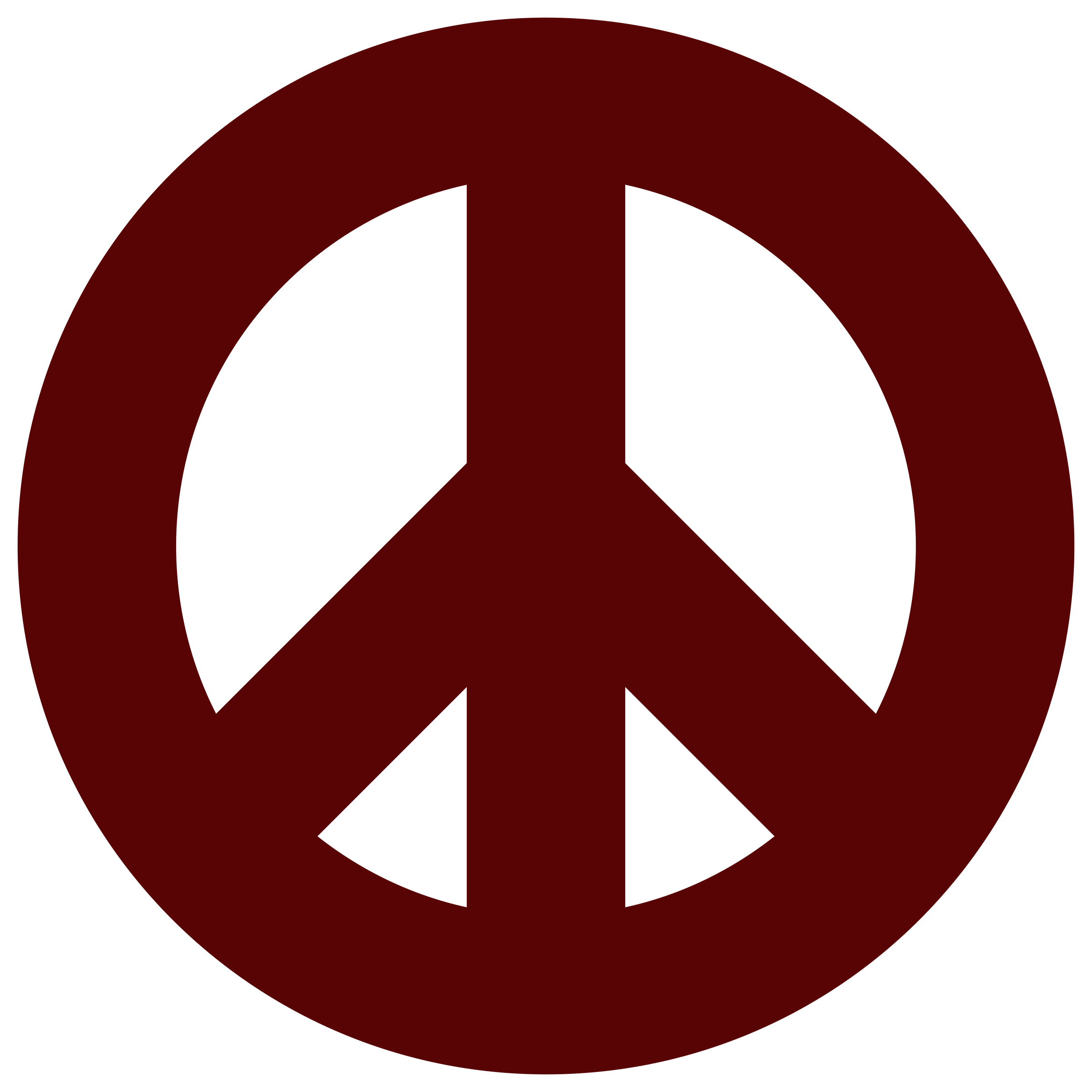 Peace Sign clipart Sign 6 clipart Clipartix sign