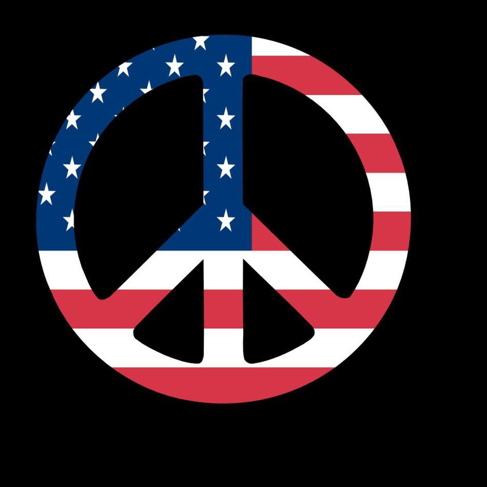 America clipart peace sign Resource Clip art peace sign