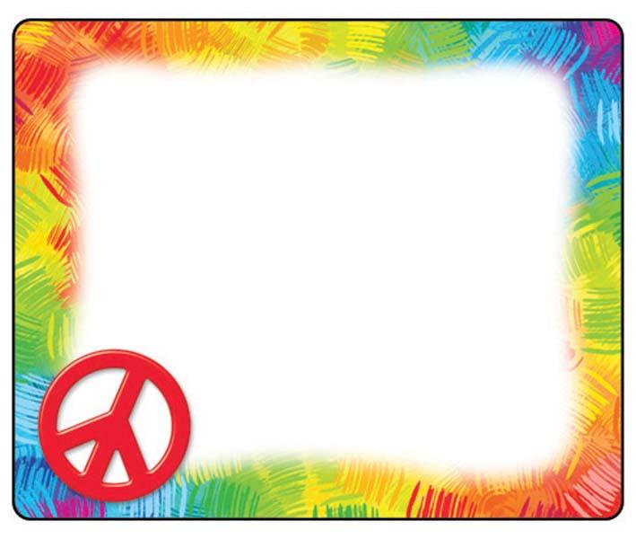 Rastas clipart peace sign Clipart Clipartix sign Peace border