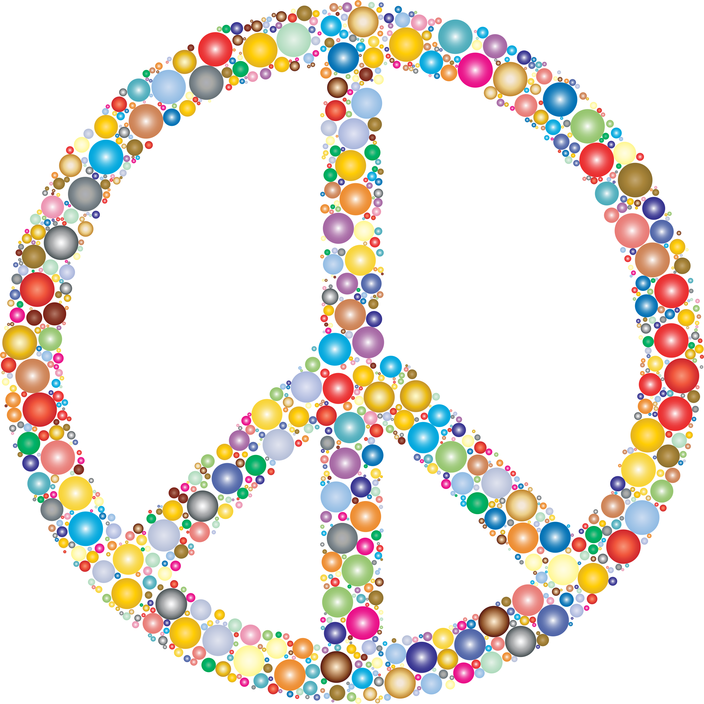 Peace clipart colorful Sign Sign Peace 3 Clipart