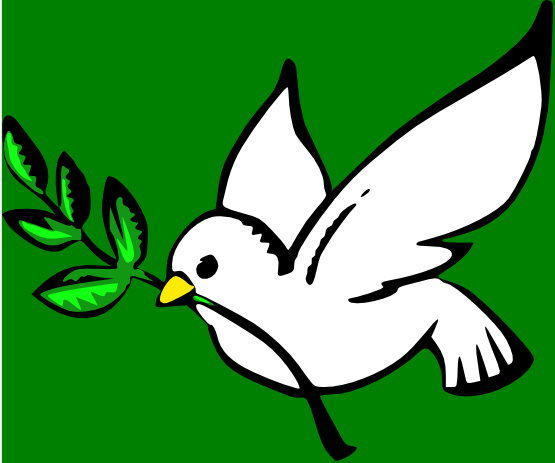 Pigeon clipart peaceful Peace Free Bird Clipart library