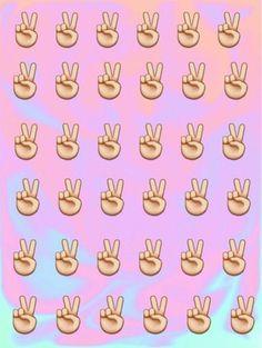 Peace Sign clipart finger tumblr Wallpaper by de Fingers Pinterest