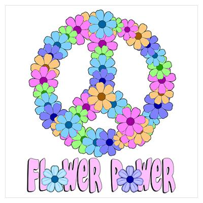 Peace clipart flower power >  Sign > Sign